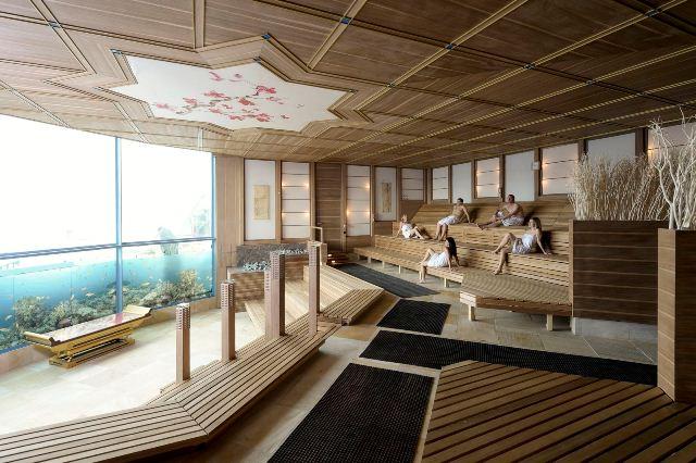 De Grootste Sauna ter wereld