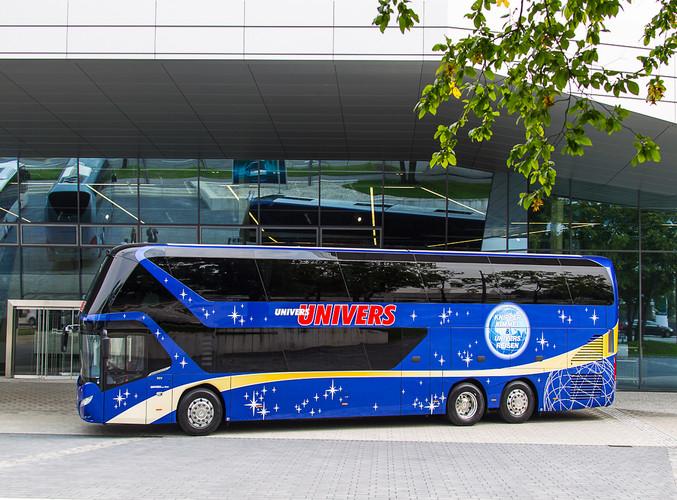 Aldi Duitsland start met Busreizen