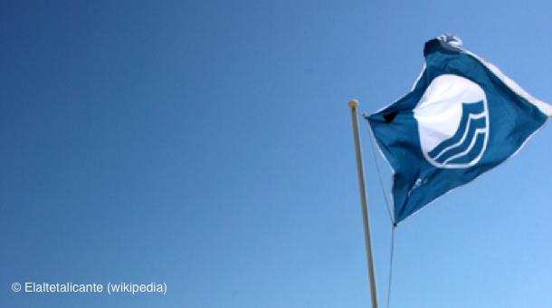 153 blauwe vlaggen voor Nederlandse Stranden