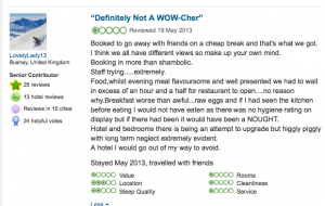 goede hotel review