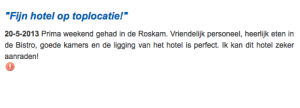 review de roskam