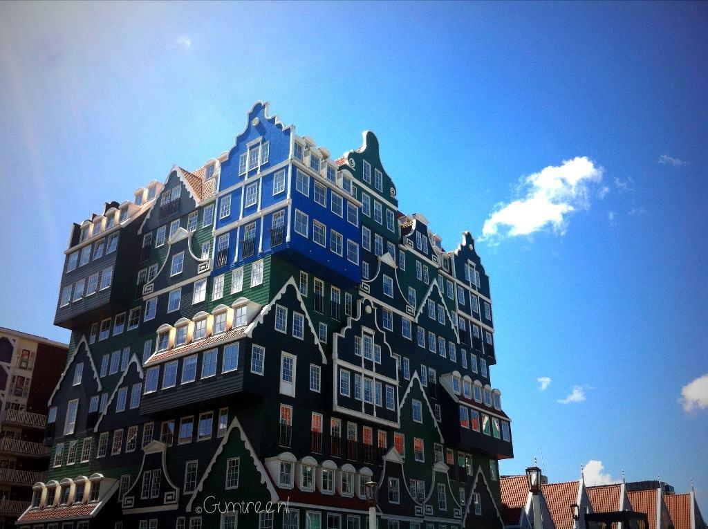 Bijzondere hotels – Deel 1 – Inntel Zaandam