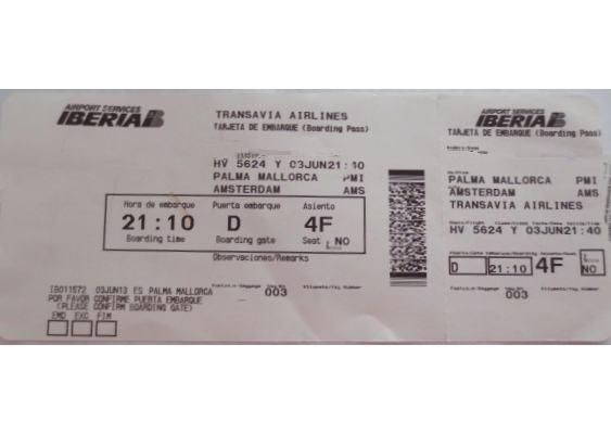 Stakingen luchthaven Barcelona