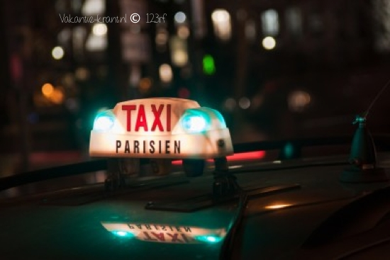 De minst vriendelijke Taxi chauffeurs vindt je in Parijs?