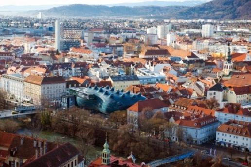 Voordelig vliegen naar Duitsland en Oostenrijk
