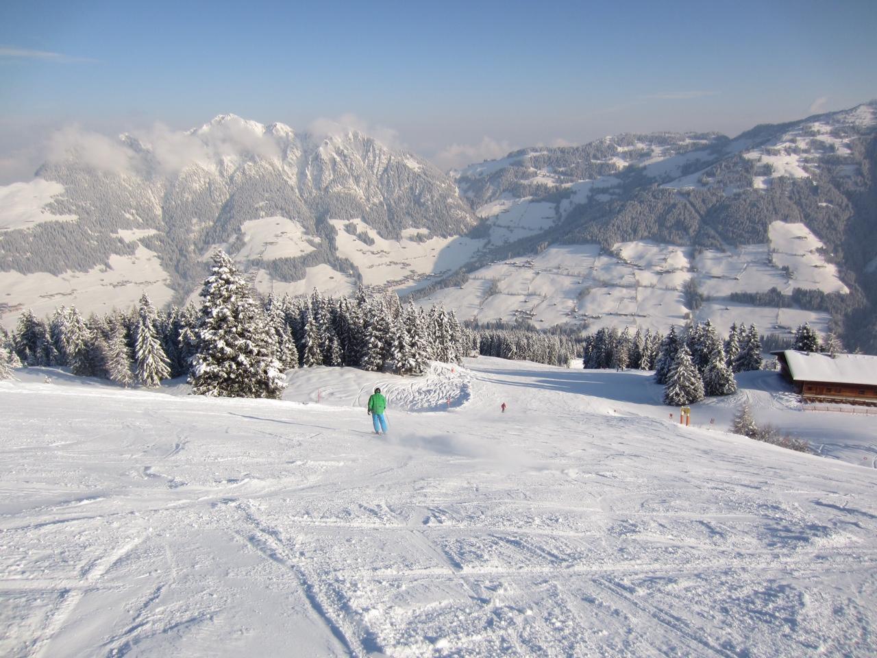 Kitzbühel – het beste skigebied ter wereld