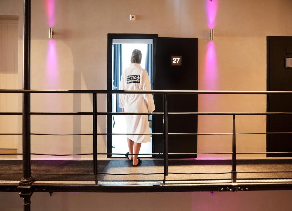 Bijzondere hotels – deel 3 – Slapen in een gevangenis