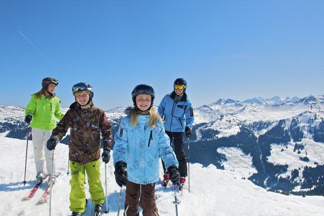 Kinderen gratis mee op wintersport