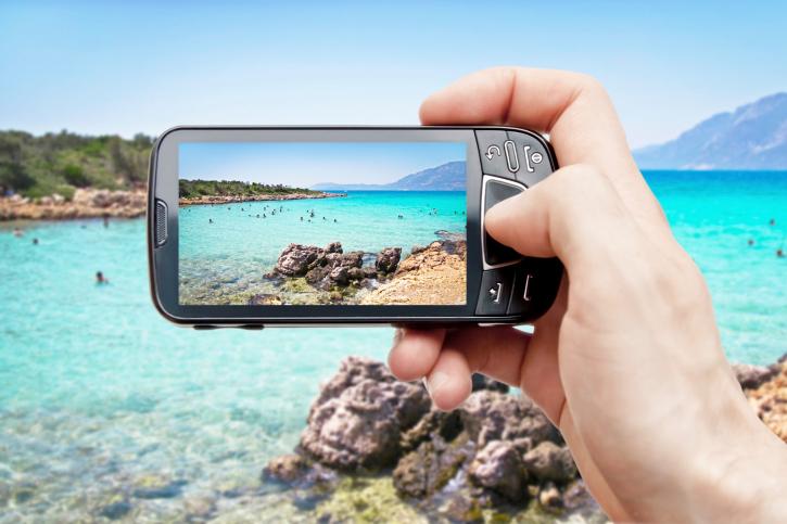 Bellen en internetten op vakantie