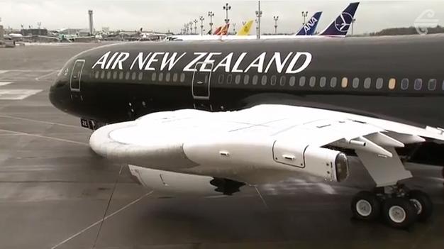 Air New zealand vliegt als eerste met de nieuwe Dreamliner