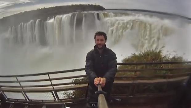 Selfie wereldreis van 600 dagen!