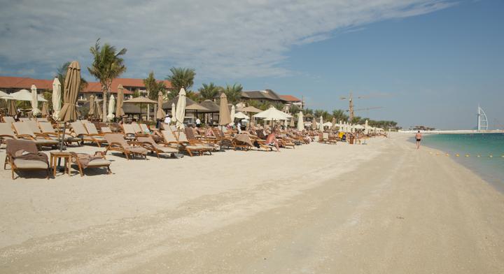 Dubai is hot deze zomer