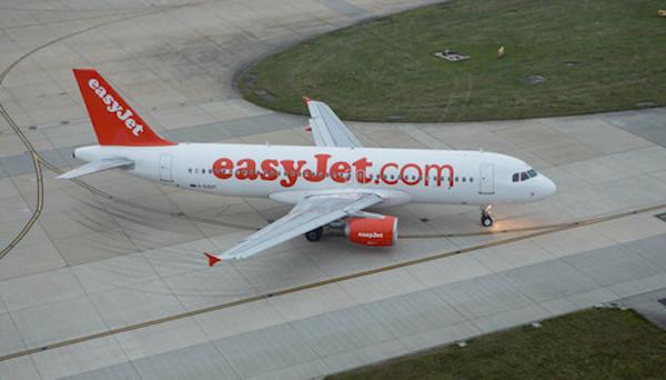 Nieuwe routes voor Easyjet vanaf Amsterdam