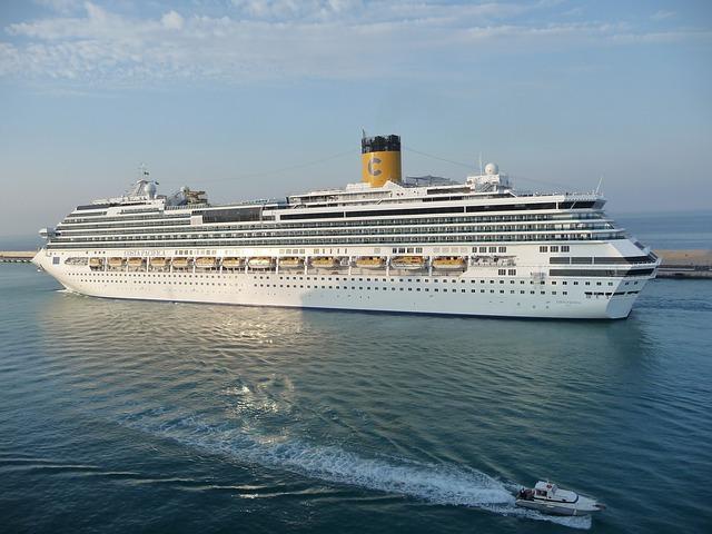 Dubai als cruise bestemming