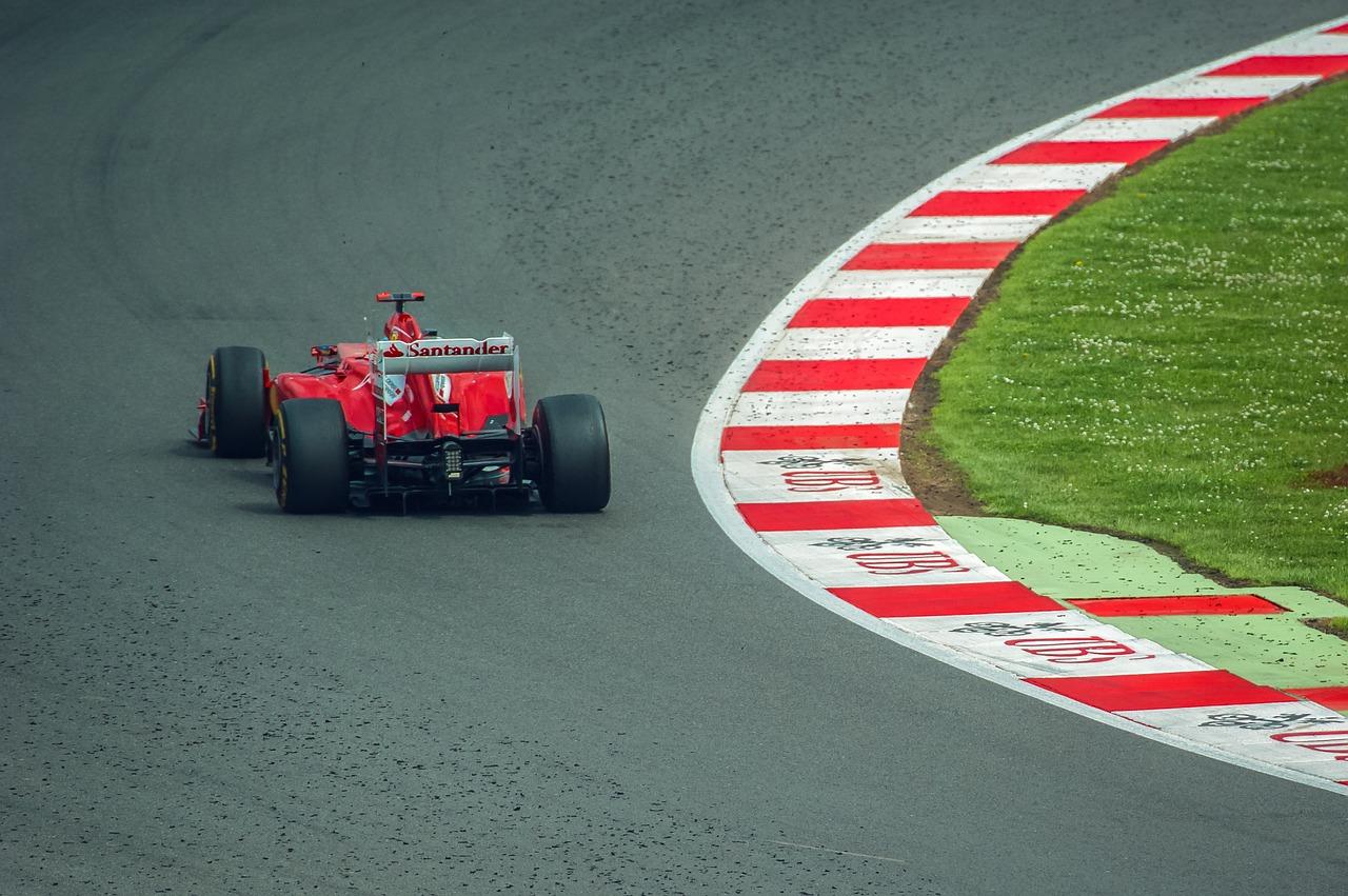 Formule 1 maar dan in de buurt