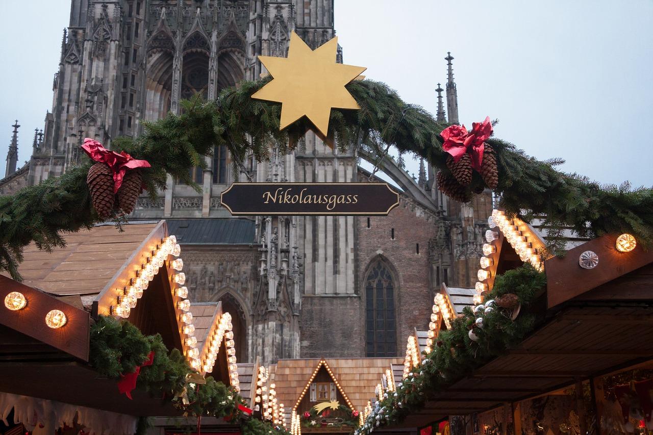 kerstmarkten Keulen vs Düsseldorf