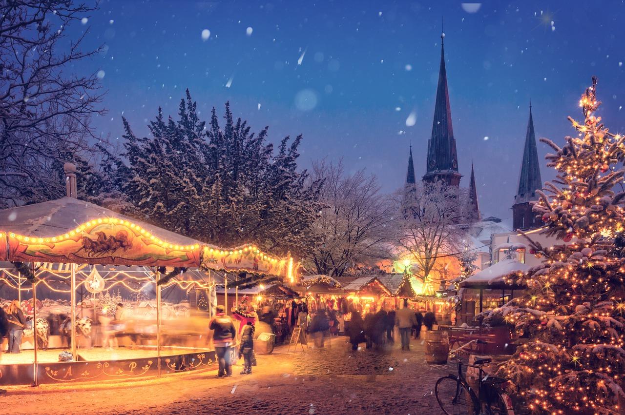 Kerstmarkten in Duitsland zijn geopend