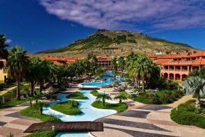 Het beste vakantie resort van Europa is…